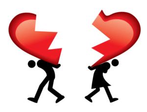 Trauma matrimoni falliti